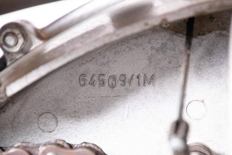 1970 GILERA 124 5V REGOLARITà COMP 18