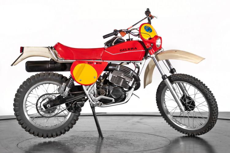 1980 GILERA ELMECA 125 4