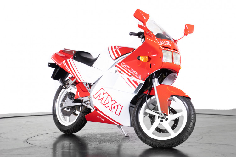1988 GILERA MX 1 125 3
