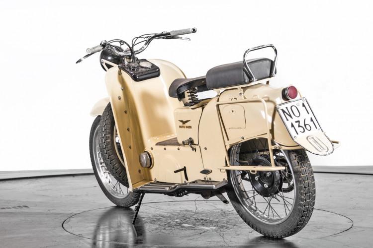1951 Moto Guzzi Galletto 160 7