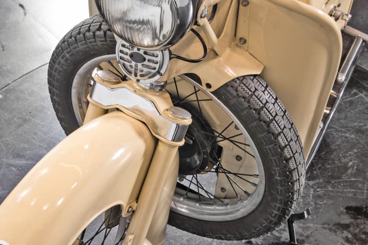 1951 Moto Guzzi Galletto 160 17