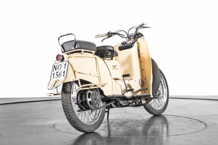 1951 Moto Guzzi Galletto 160 5