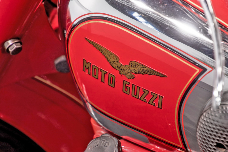 1960 Moto Guzzi GTV 500 13