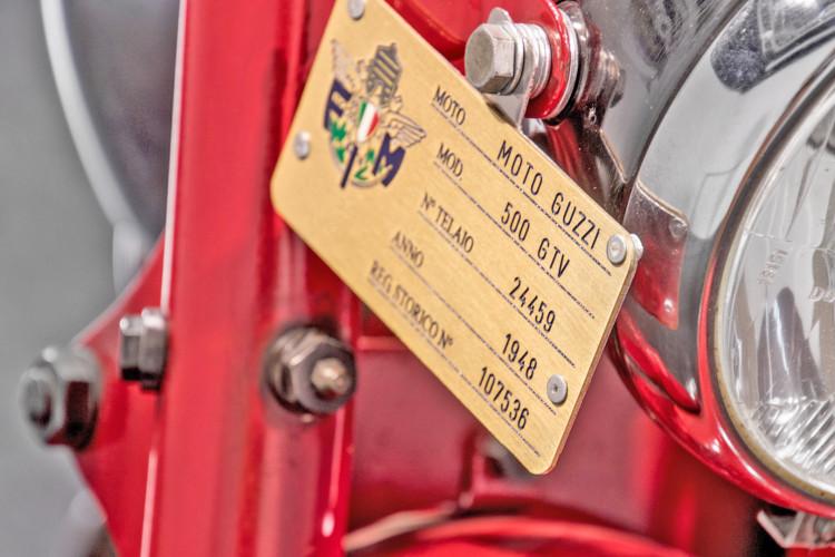 1960 Moto Guzzi GTV 500 15