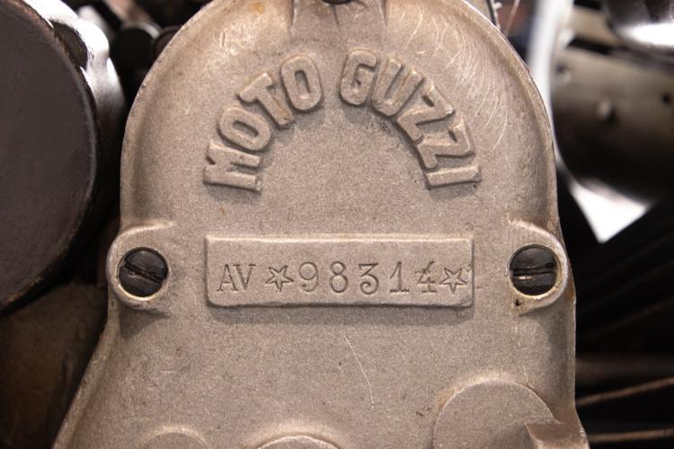 1950 Moto Guzzi 500/SA 15