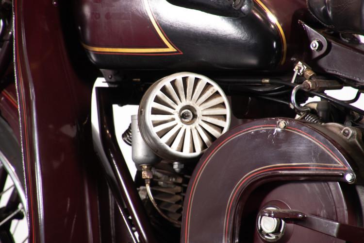 1950 Moto Guzzi 500/SA 7