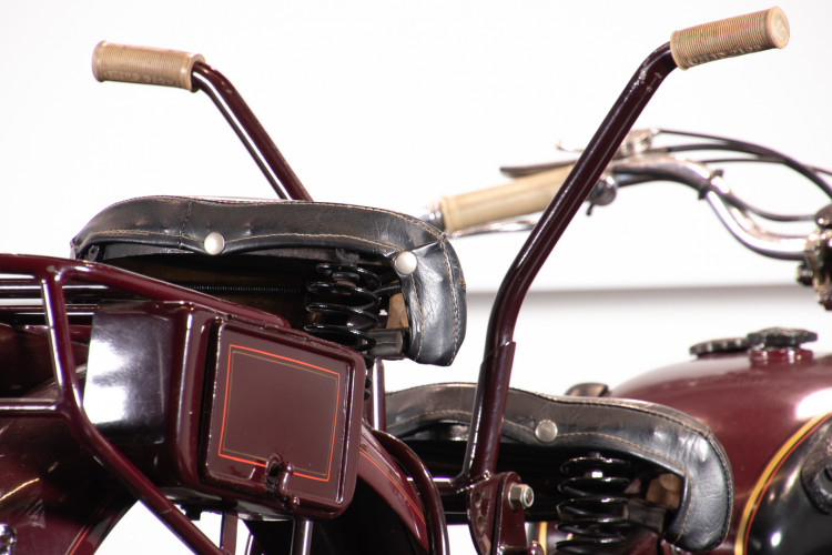 1950 Moto Guzzi 500/SA 10