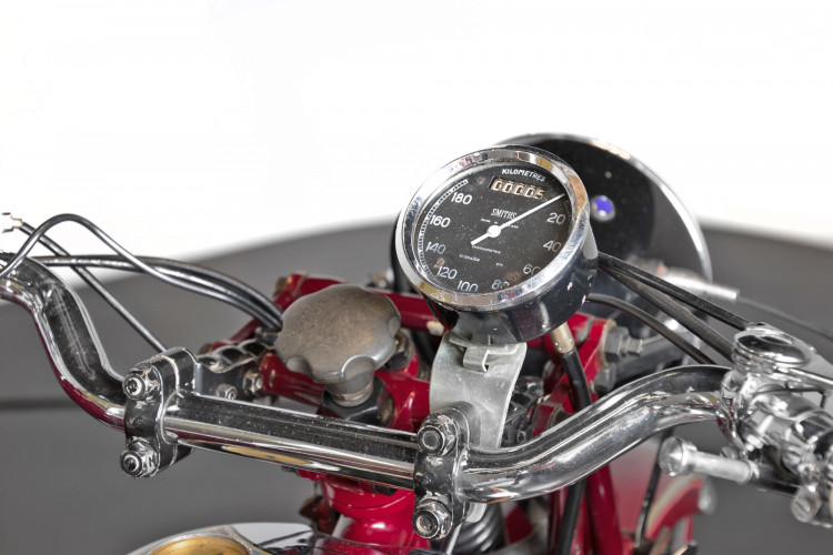 1950 Moto Guzzi S 500 Sidecar 13