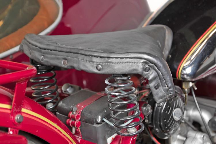 1950 Moto Guzzi S 500 Sidecar 15
