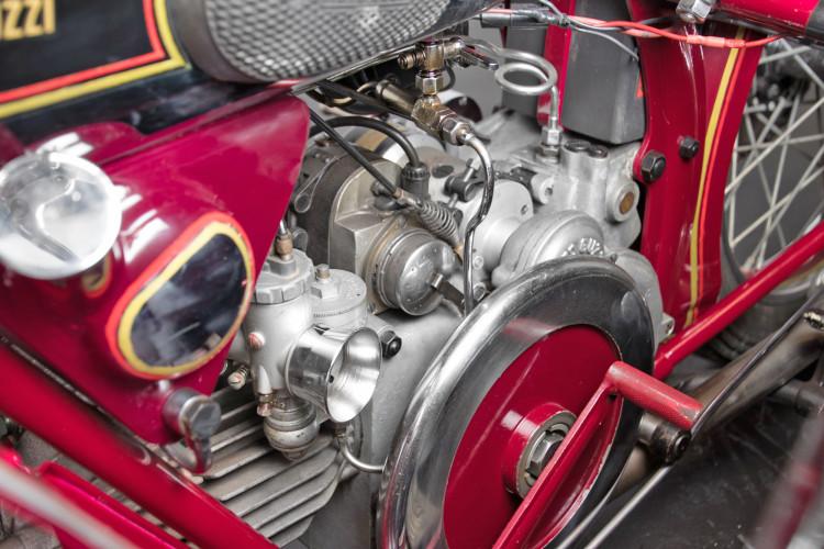1950 Moto Guzzi S 500 Sidecar 17