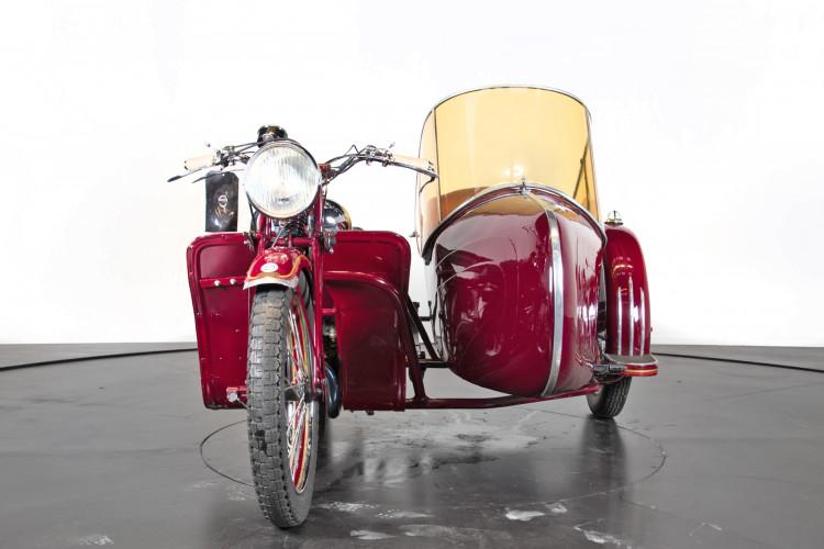 1950 Moto Guzzi S 500 Sidecar 1