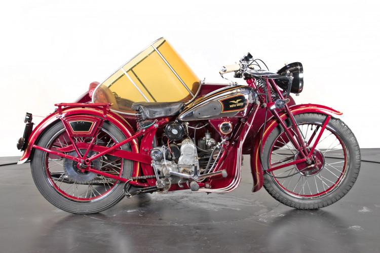 1950 Moto Guzzi S 500 Sidecar 2