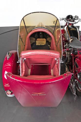 1950 Moto Guzzi S 500 Sidecar 29