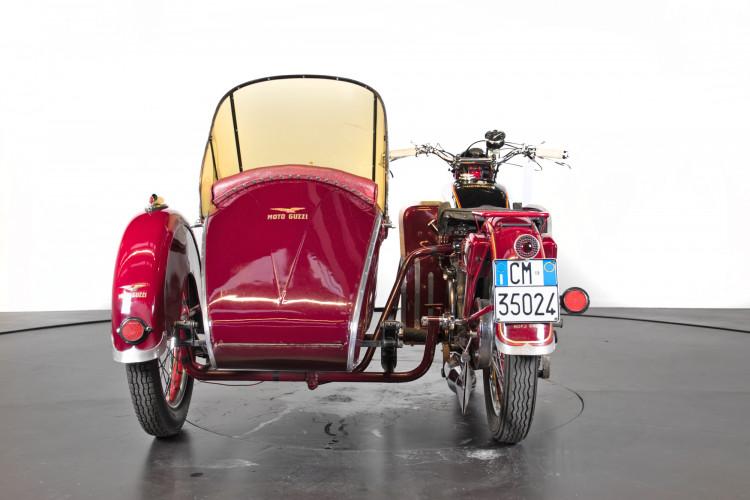 1950 Moto Guzzi S 500 Sidecar 3
