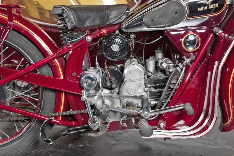 1950 Moto Guzzi S 500 Sidecar 12