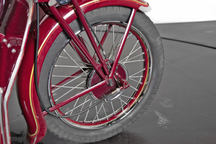 1950 Moto Guzzi S 500 Sidecar 11