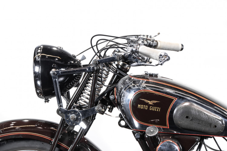 1951 Moto Guzzi 500 13
