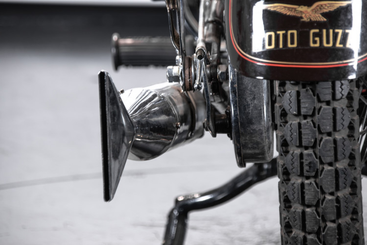 1951 Moto Guzzi 500 17