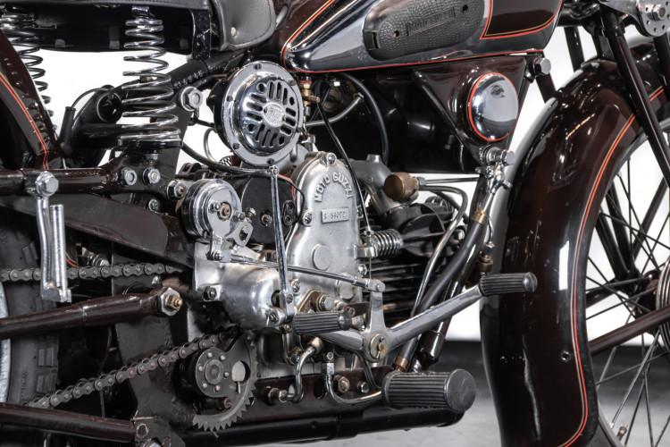 1951 Moto Guzzi 500 18