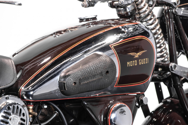 1951 Moto Guzzi 500 19