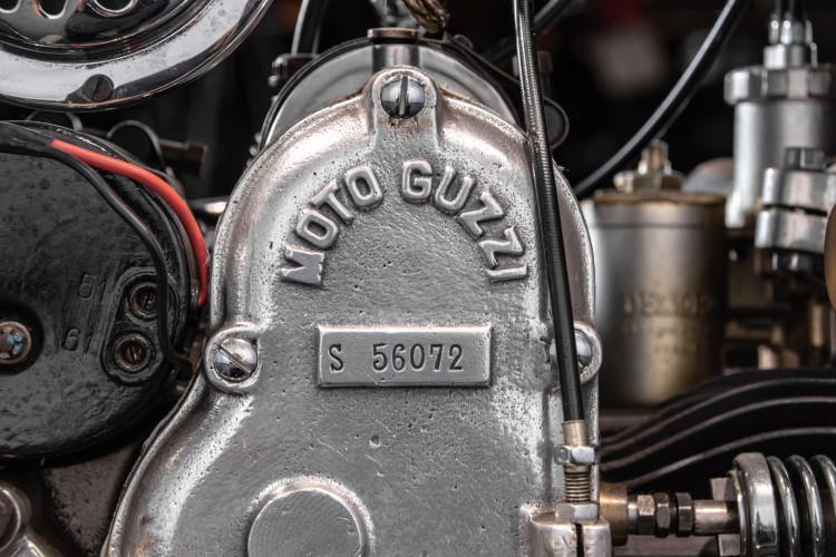 1951 Moto Guzzi 500 28