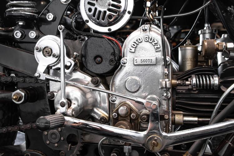1951 Moto Guzzi 500 31