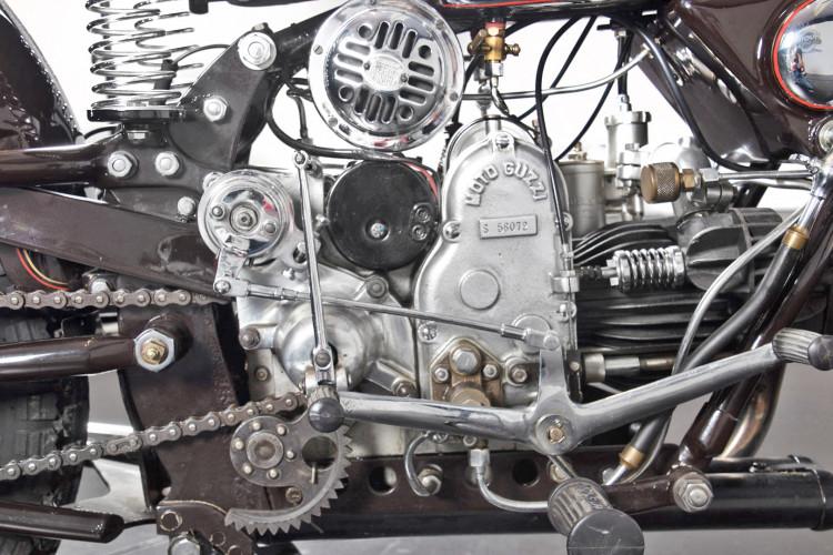 1951 Moto Guzzi 500 7