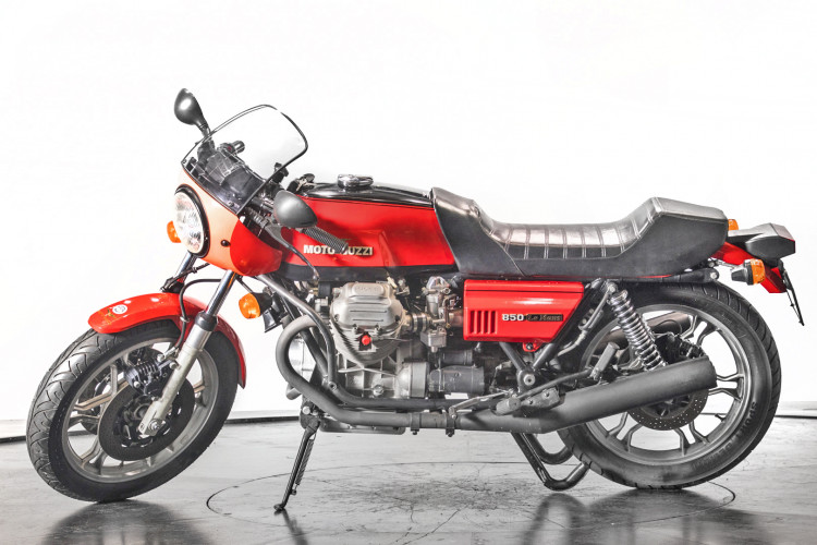 1977 Moto Guzzi Le Mans VE 850 0