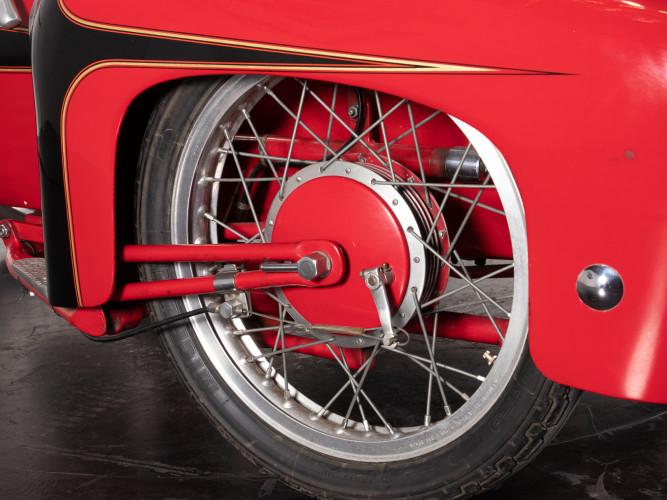 1975 Moto Guzzi 500 FS Sidecar 11