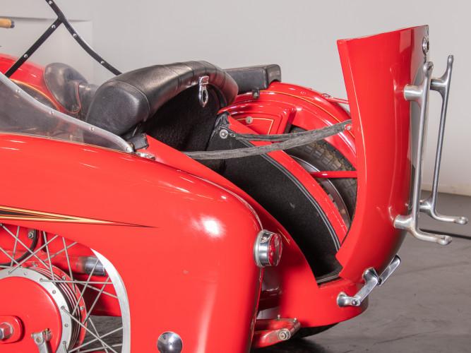 1975 Moto Guzzi 500 FS Sidecar 18