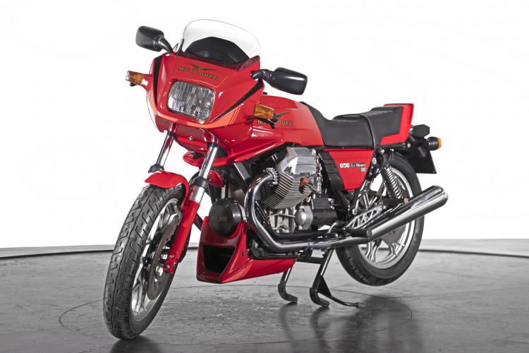 1983 MOTO GUZZI VF LE MANS III 5