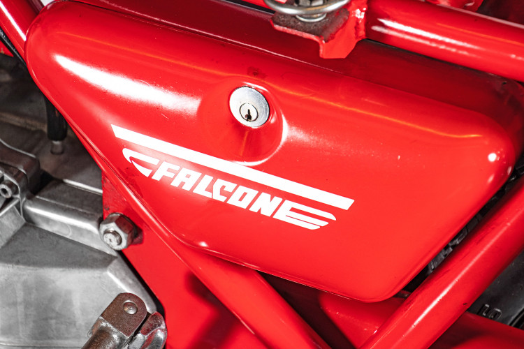 1978 MOTO GUZZI 500 NF 11