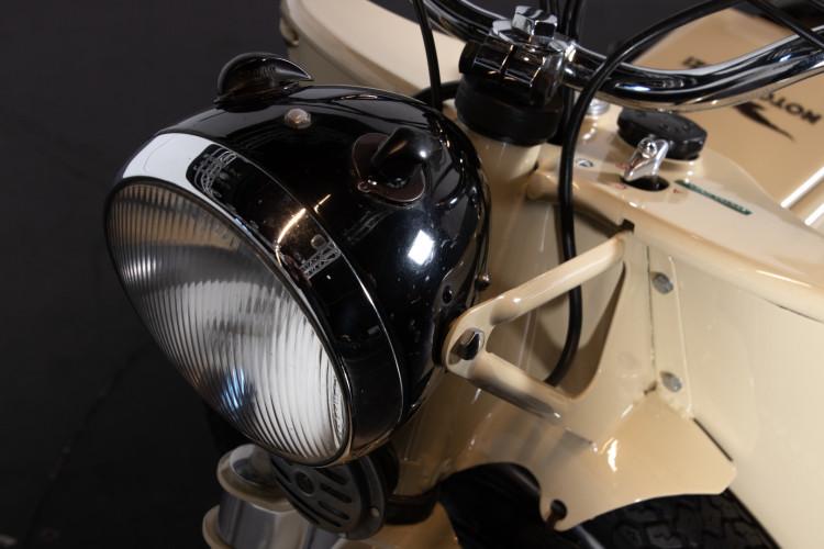 1954 moto guzzi galletto 175 8