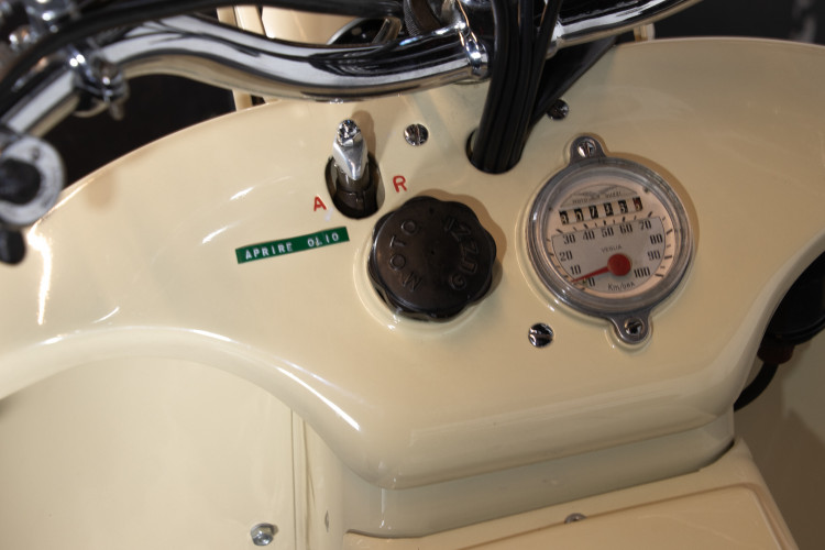 1954 moto guzzi galletto 175 10