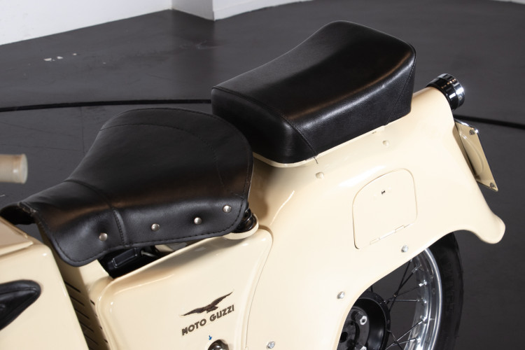 1954 moto guzzi galletto 175 15