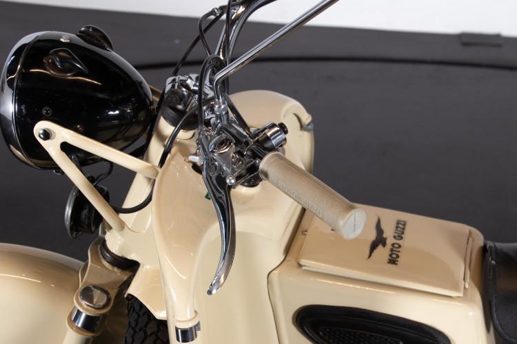 1954 moto guzzi galletto 175 6