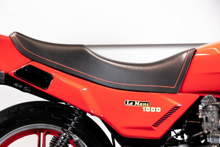 1985 Moto Guzzi le mans 1000 19