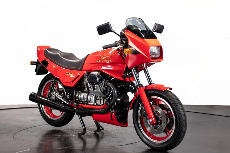 1985 Moto Guzzi le mans 1000 2
