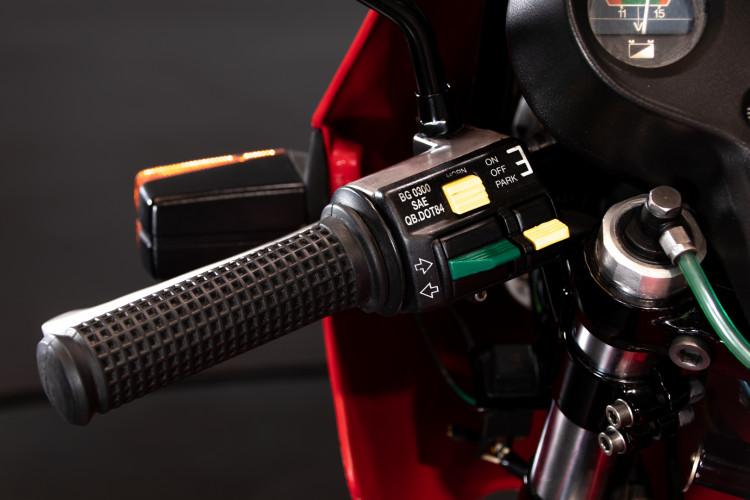 1985 Moto Guzzi le mans 1000 18