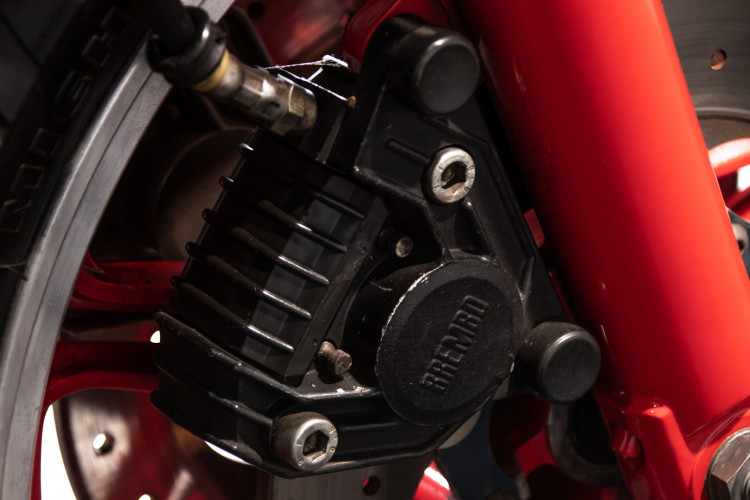 1985 Moto Guzzi le mans 1000 9