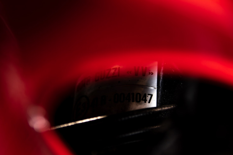1985 Moto Guzzi le mans 1000 11