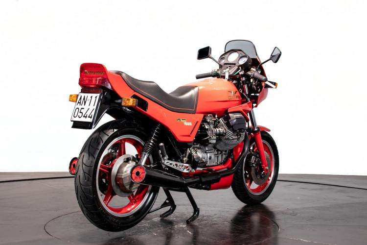 1985 Moto Guzzi le mans 1000 3