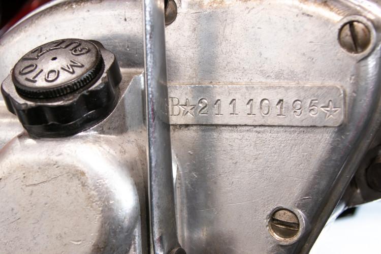 1952 Moto Guzzi 65 22