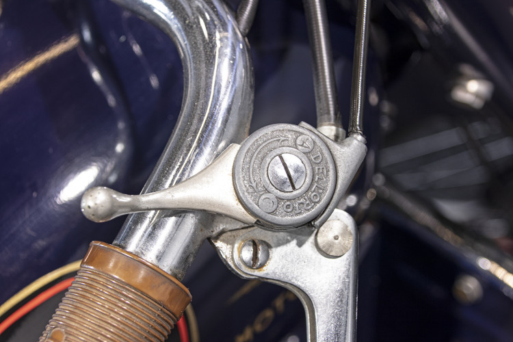 1952 Moto Guzzi Airone 250 12