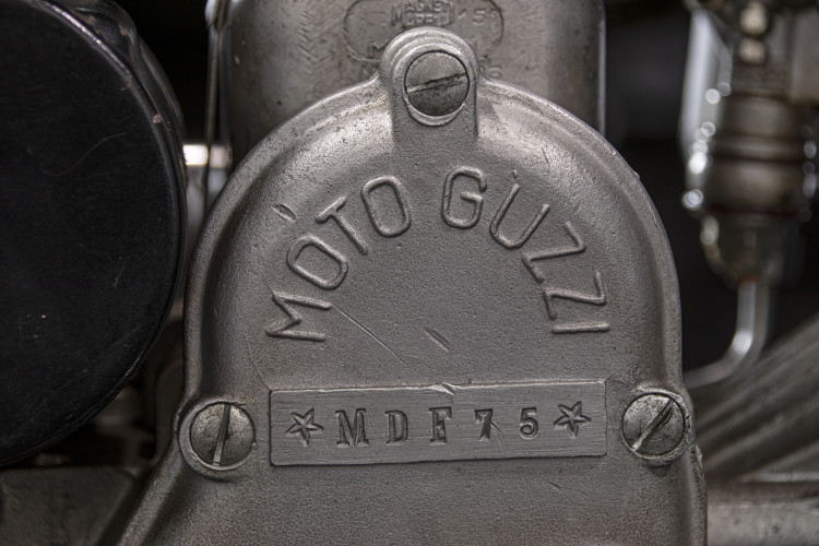 1952 Moto Guzzi Airone 250 14