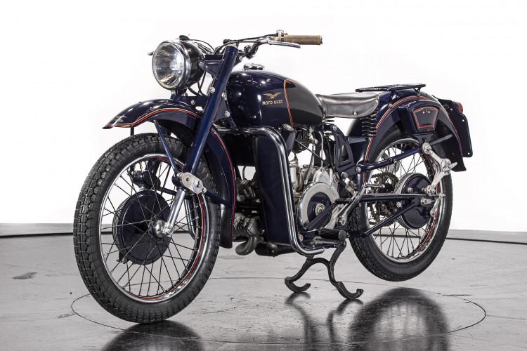 1952 Moto Guzzi Airone 250 5