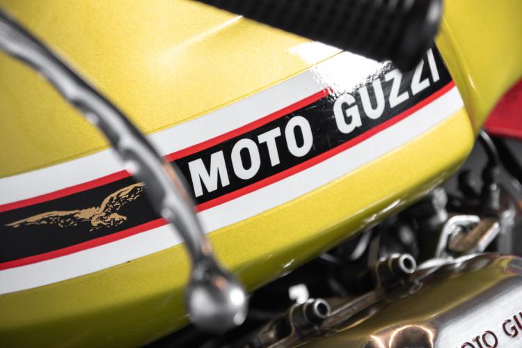 1972 Moto Guzzi V7 Sport Telaio Rosso 26
