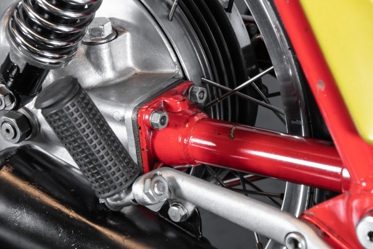 1972 Moto Guzzi V7 Sport Telaio Rosso 38