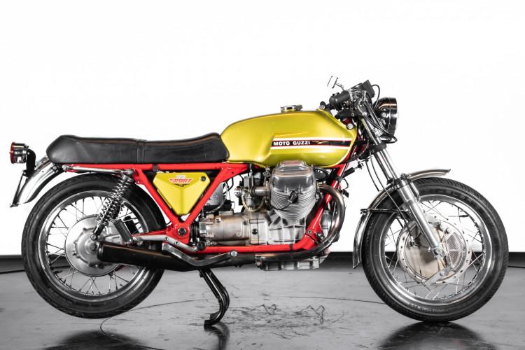 1972 Moto Guzzi V7 Sport Telaio Rosso 1