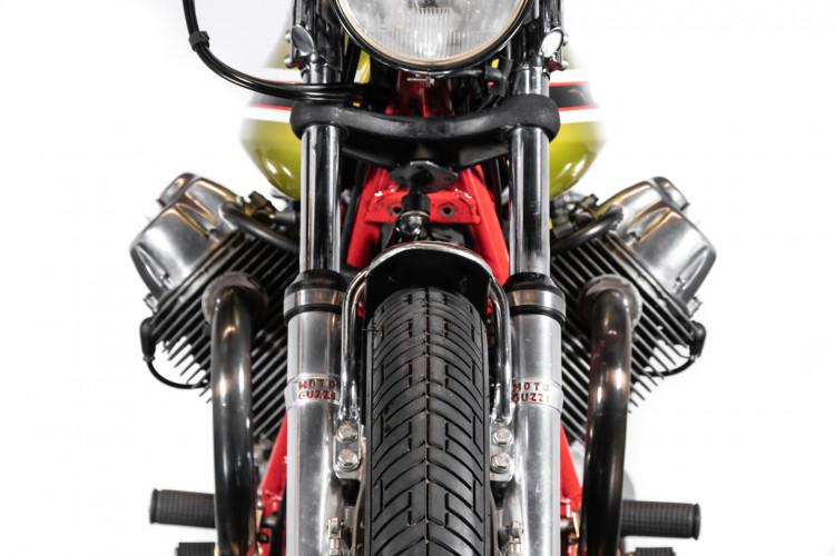 1972 Moto Guzzi V7 Sport Telaio Rosso 10